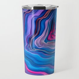 Color Flow Travel Mug