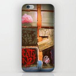 The bored Window iPhone Skin