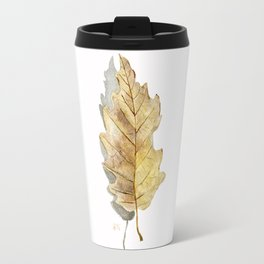 Oak leaf  Travel Mug