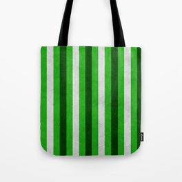 Stripes Collection: Patrick Tote Bag