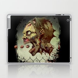 Pac-zombie Laptop & iPad Skin