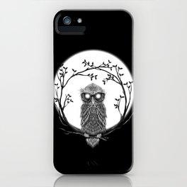 SPECTAC-OWL iPhone Case