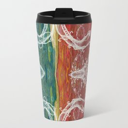 The Mutual Appreciation Paradox (Resistance of Magnetic Entanglement) (Reflection) Travel Mug