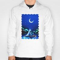 aladdin Hoodies featuring Starry Night Aladdin by ThreeBoys