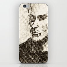 Mr Shady by D. Porter iPhone & iPod Skin