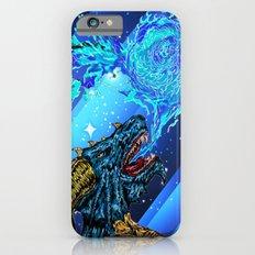 blue dragon fire artist Slim Case iPhone 6s
