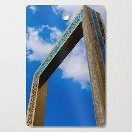 The Dubai Frame Cutting Board