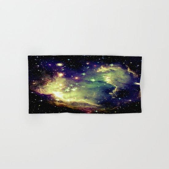 Nebula Galaxy Hand & Bath Towel