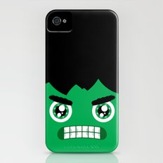 Adorable Hulk iPhone (4, 4s) Slim Case