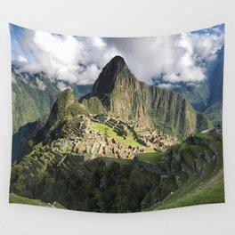 Machu Picchu, Peru Wall Tapestry
