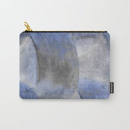 Abstract Weave 2 Carry-All Pouch