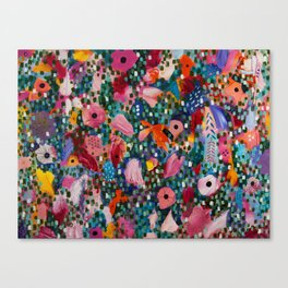 Kabloom #10 Canvas Print