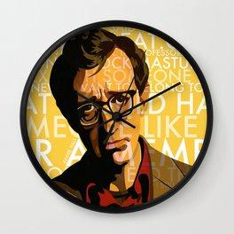 Woody Allen - Annie Hall I Wall Clock