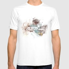 2 Corinthians 5:17 MEDIUM Mens Fitted Tee White