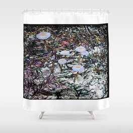 Other Land Shower Curtain