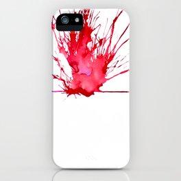My Schizophrenia (6) iPhone Case