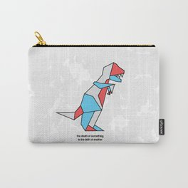 Birth Death  Carry-All Pouch