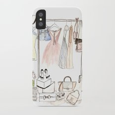 Closet Slim Case iPhone X