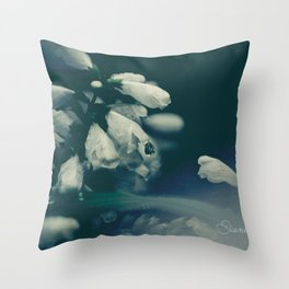 Curses of the forest Throw Pillow