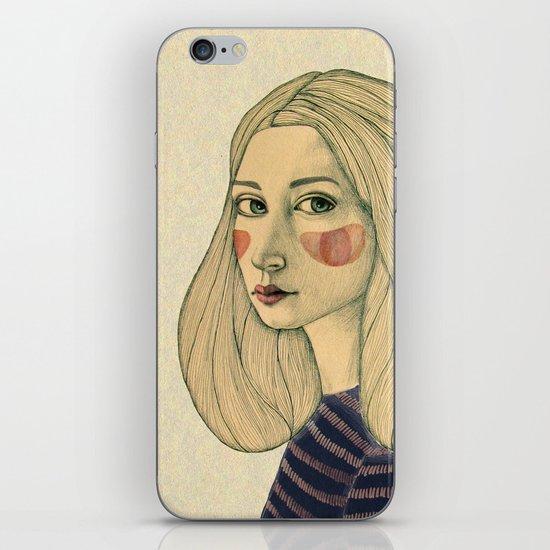 Susie iPhone & iPod Skin