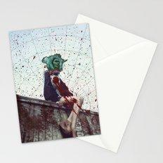Bundenko street art Stationery Cards