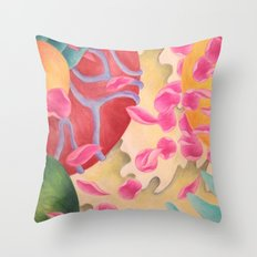 Kamikazes in the Wind Throw Pillow