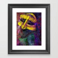 Grand Mama Framed Art Print