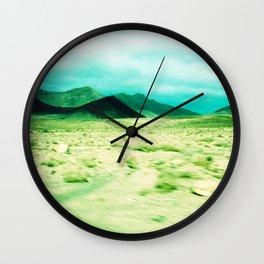 Roadtrip NO5 Wall Clock