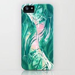 Jungle Rythmn iPhone Case