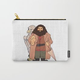 Hagrid and Buckbeak Carry-All Pouch