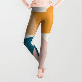 Abstraction_Balances_004 Leggings