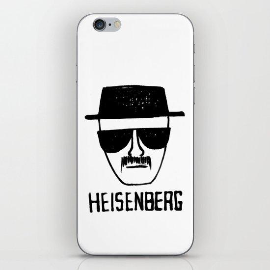 Heisenberg - Breaking Bad Sketch iPhone & iPod Skin