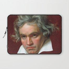 Ludwig van Beethoven, c. 1820 Laptop Sleeve