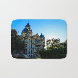 Denton's Courthouse-on-the-Square Bath Mat