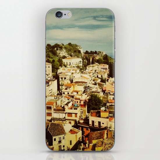 Taormina iPhone & iPod Skin