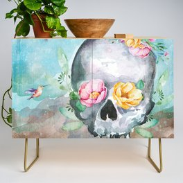 To Sleep, No More Credenza