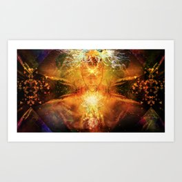 Visionary Insight Art Print