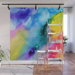 Colors Wall Mural