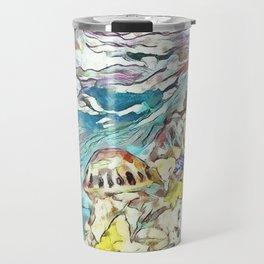 cueva soleada Travel Mug