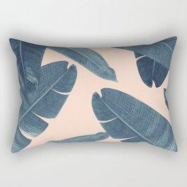 Banana Leaves - Cali Vibes #3 #tropical #decor #art #society6 Rectangular Pillow
