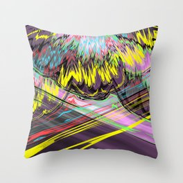rocks II Throw Pillow