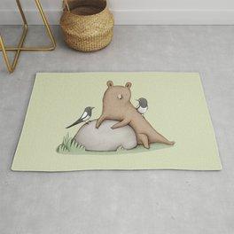 Bear & Birds Rug