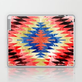 Painted Navajo Suns Laptop & iPad Skin