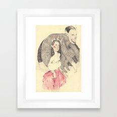 Part 1 Framed Art Print