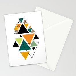 Geometric Abstract 23 Stationery Cards