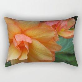 Begonia Rectangular Pillow
