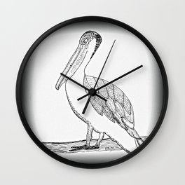 Pelican Messenger comes with a Mindful Message Wall Clock