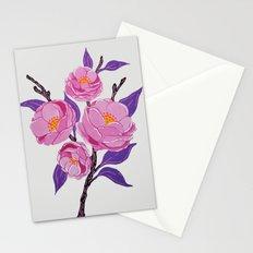 Flower study Stationery Cards