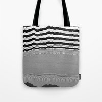 tchmo Tote Bags featuring Untitled 20140630w by tchmo