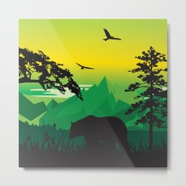 My Nature Collection No. 43 Metal Print